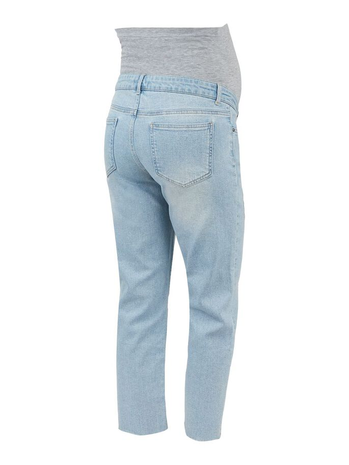 MLBELLE UMSTANDSJEANS, Blue Denim, large