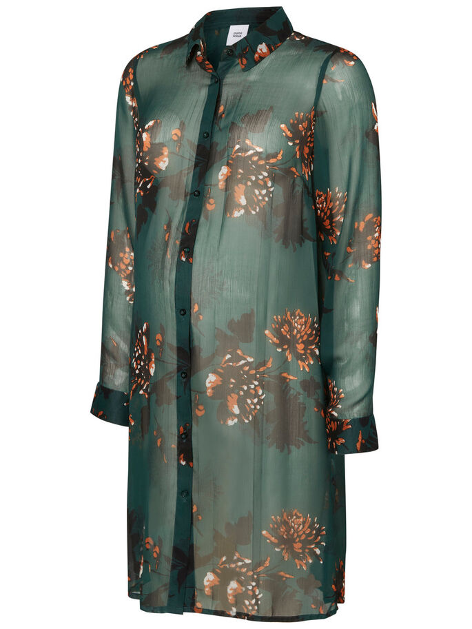 TOILE ROBE GROSSESSE, Sycamore, large