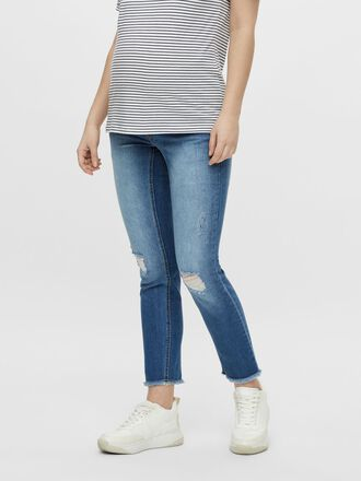 PCMLILA SLIM FIT MATERNITY JEANS