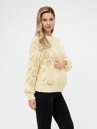 PCMPENELOPE MATERNITY PULLOVER