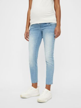 CROPPED SLIM FIT MATERNITY JEANS