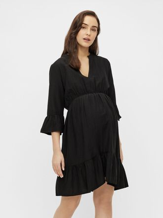 MLCHIA VISCOSE MATERNITY DRESS