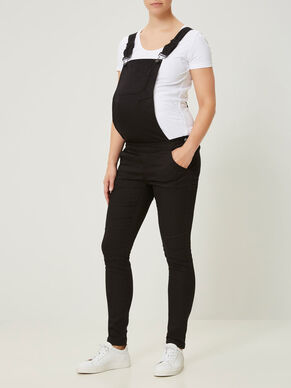 SKINNY FIT OVERALLER