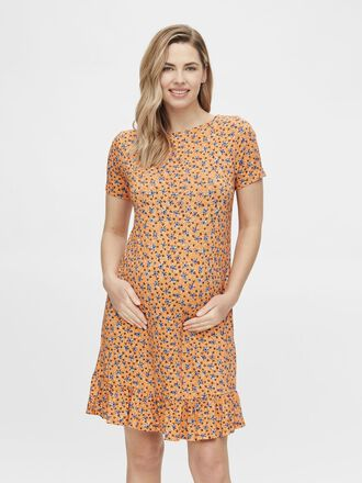 MLAYA MATERNITY MINI DRESS