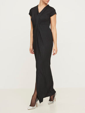 JERSEY NURSING MAXI DRESS