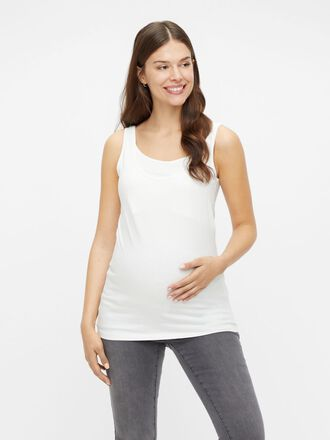 MLSIA 2-PACK 2-IN-1 MATERNITY TOP
