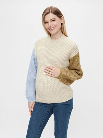 PCMESSI MATERNITY PULLOVER