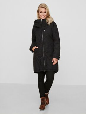 c3f76bbba 2-IN-1 PADDED WINTER MATERNITY COAT