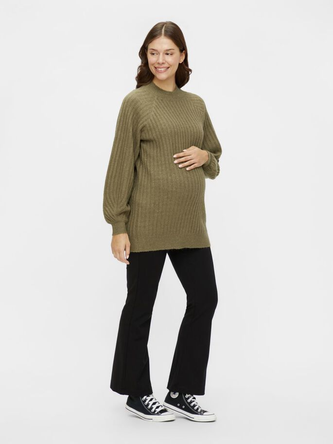 PCMPOLLY MATERNITY PULLOVER, Sea Turtle, large