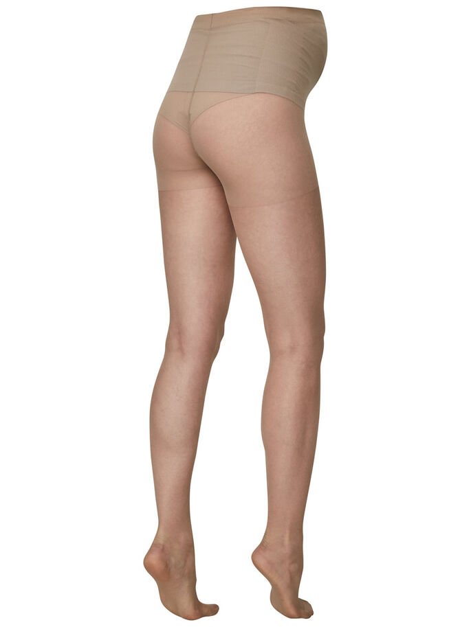 GROSSESSE COLLANTS, Tan, large