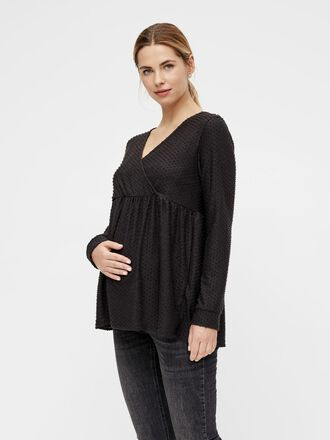 MLLISA 2-IN-1 MATERNITY TOP