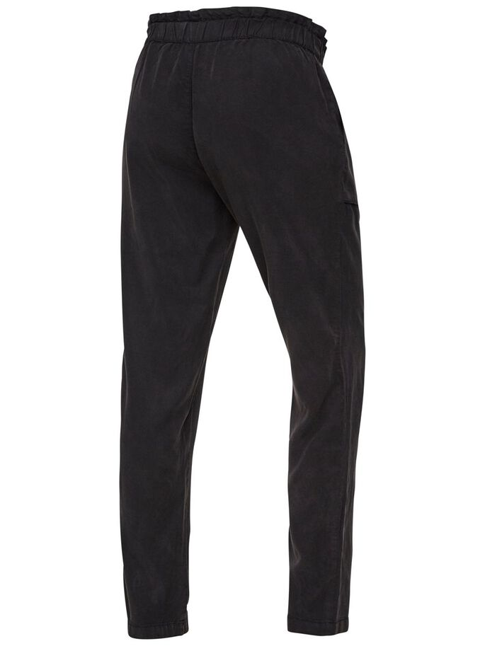 GEWEVEN BROEK, Black Iris, large