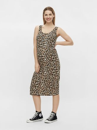 MLSANNIE MATERNITY MIDI DRESS