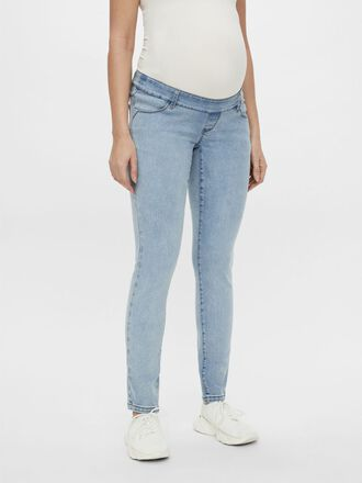 MLOMAHA SLIM FIT MATERNITY JEANS