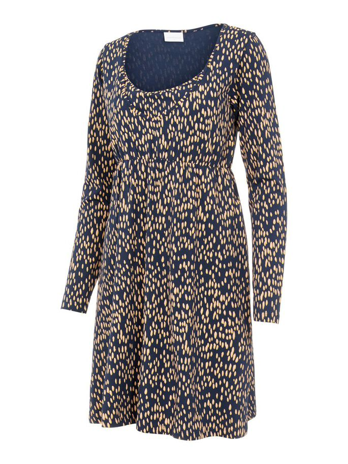 MLIRENA ROBE D'ALLAITEMENT, Dress Blues, large