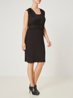 MIX DRESS NURSING DRESS