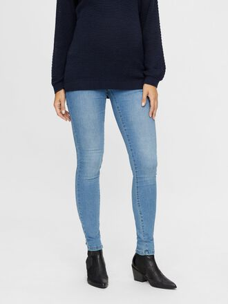 MLONO SLIM FIT MATERNITY JEANS