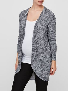 LONG SLEEVED MATERNITY CARDIGAN