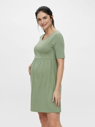 MLELNORA MATERNITY MINI DRESS