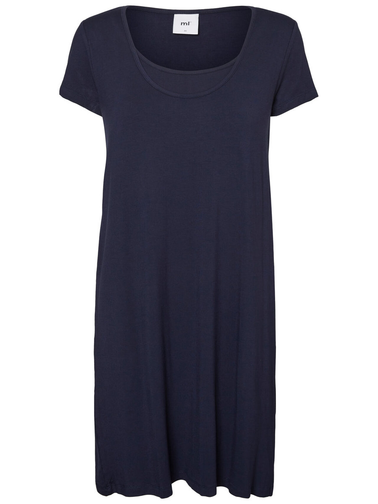MAMA.LICIOUS Voedings Nachtmode Dames Blauw