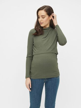MLISLA 2-IN-1 MATERNITY TOP
