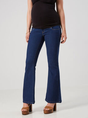 FLARED MATERNITY JEANS