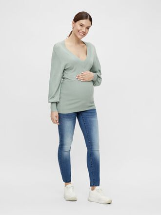 MLLESLEY MATERNITY TOP