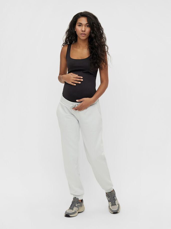 PCMPIP MATERNITY SWEATPANTS, Plein Air, large