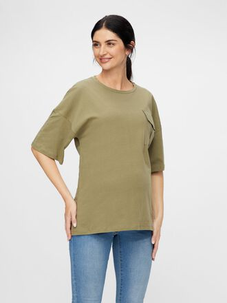 OVERSIZE UMSTANDS-T-SHIRT