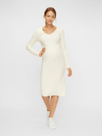 MLJAINI MATERNITY MIDI DRESS