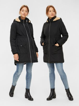 PADDED 2-IN-1 MATERNITY PARKA