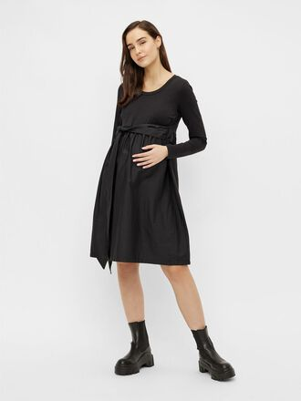 MLCAROLINA MIXED MATERNITY DRESS