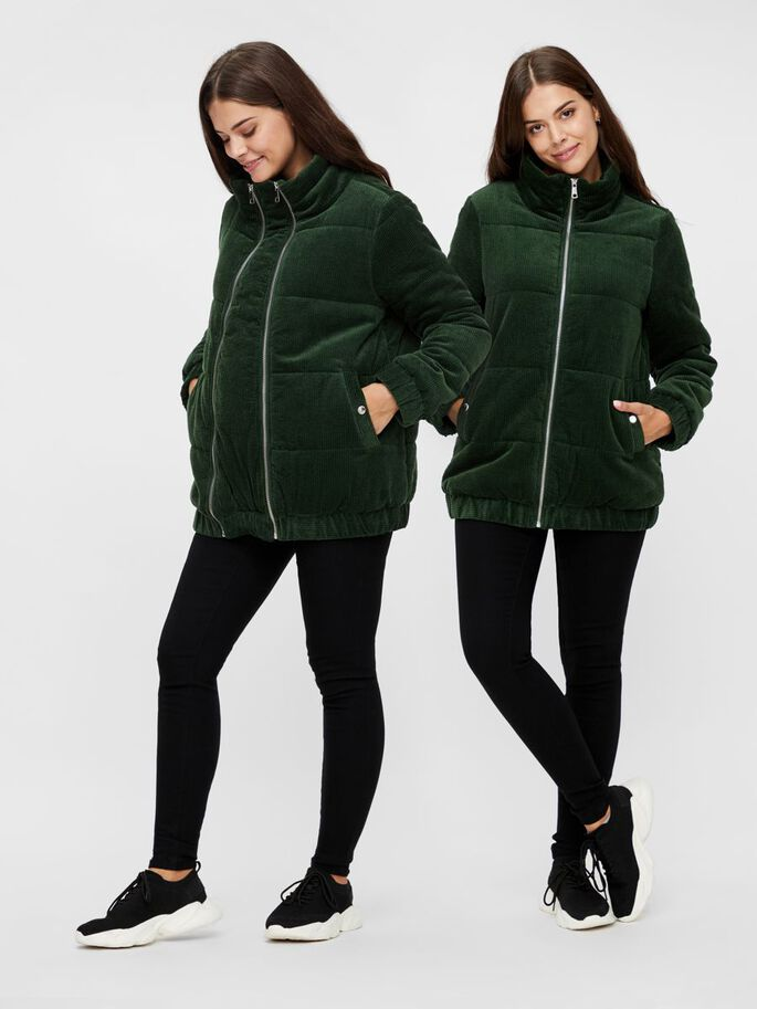 MLDAPHNE 2-IN-1 MATERNITY JACKET, Mountain View, large