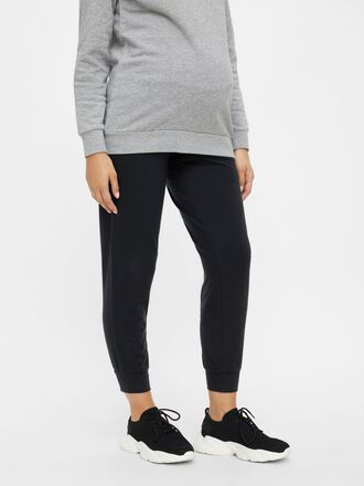 STRETCHABLE JERSEY MATERNITY TROUSERS