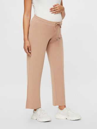 WIDE LOUNGE MATERNITY TROUSERS