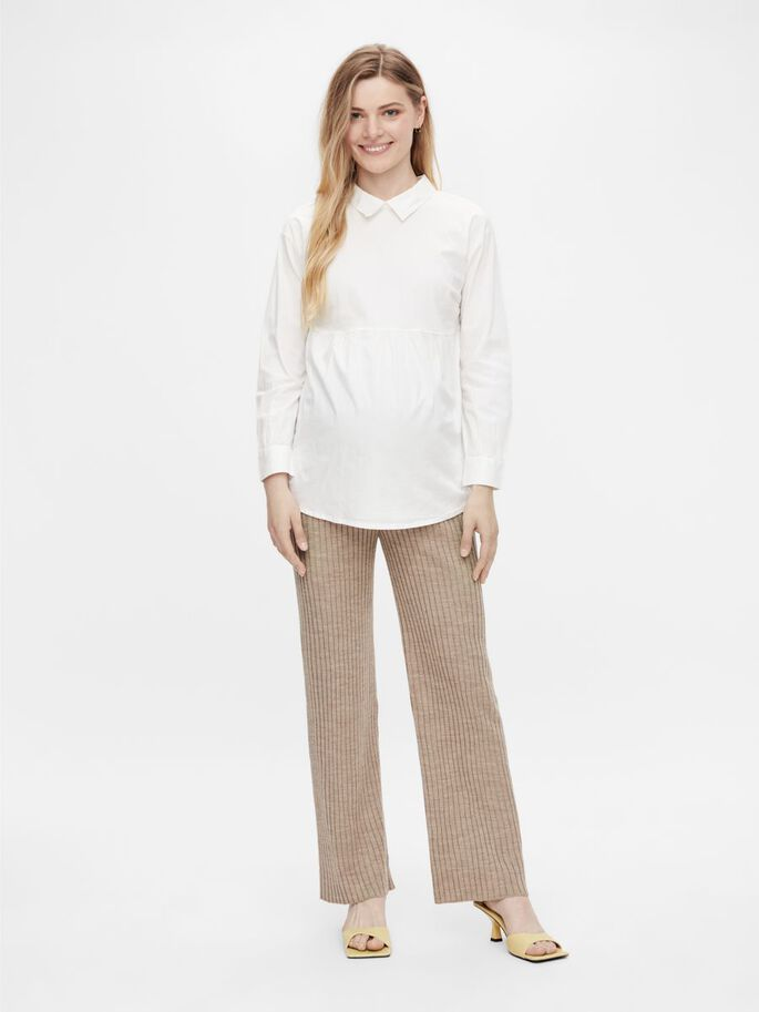 MLTOWN MATERNITY TROUSERS, Nomad, large