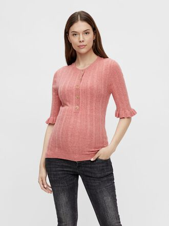 MLHEALY KNIT 2-IN-1 MATERNITY TOP