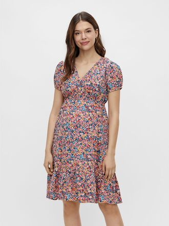 MLTENNA 2-IN-1 MATERNITY DRESS