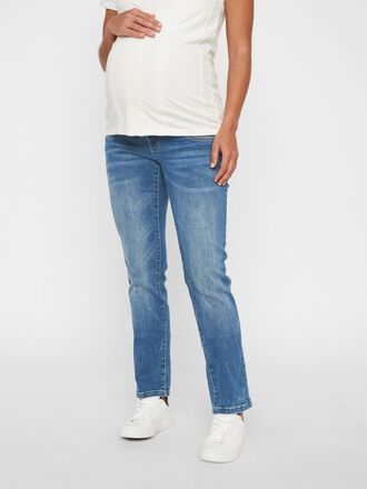 STRAIGHT FIT MATERNITY JEANS