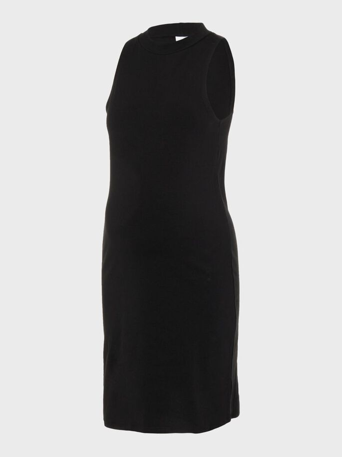 MLCANSU UMSTANDSMINIKLEID, Black, large