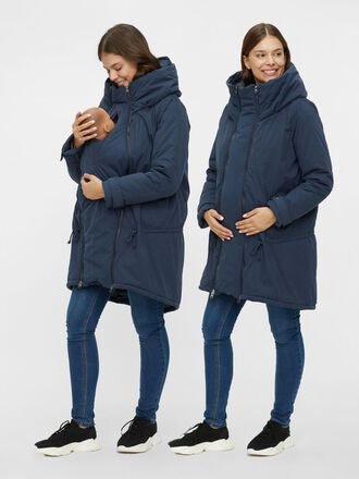 PADDED 3-IN-1 MATERNITY JACKET
