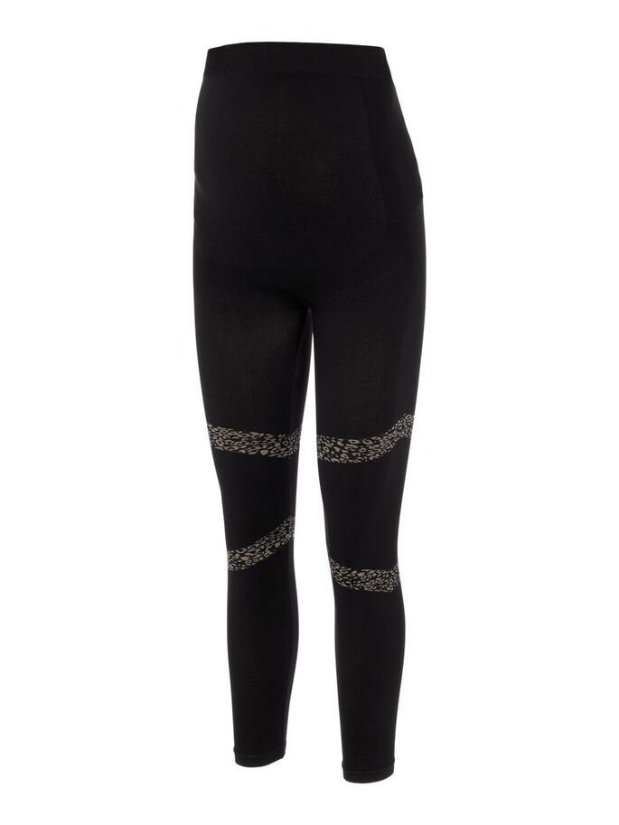 MLAMAJA UMSTANDSLEGGINGS, Black, large