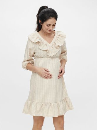 MLDELILAH MATERNITY MINI DRESS