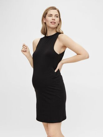 MLCANSU MATERNITY MINI DRESS
