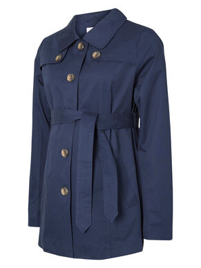 SPRING TRENCH MATERNITY TRENCH COAT